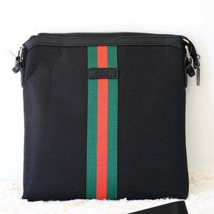Gucci 12 x 11 x 2.5 black